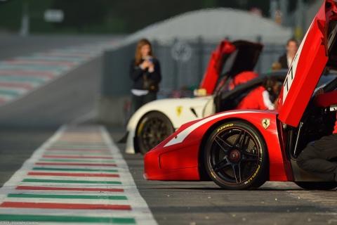 Ferrari FXX Programme - Finali Mondiali Ferrari 2013 - Mugello