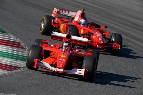 Formula 1 Corse Clienti - Finali Mondiali Ferrari 2015 - Mugello