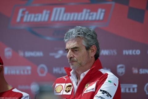 Maurizio Arrivabene - Team Principal - Conferenza stampa - Finali Mondiali Ferrari 2015 - Mugello