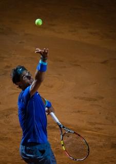 Rafael Nadal - Internazionali di Tennis a Roma