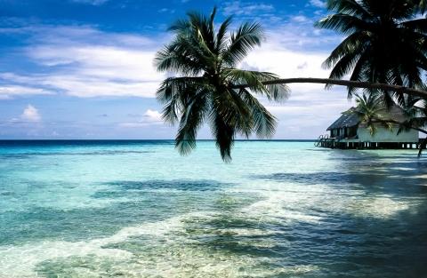 Maldive - Isola di Boduhiti
